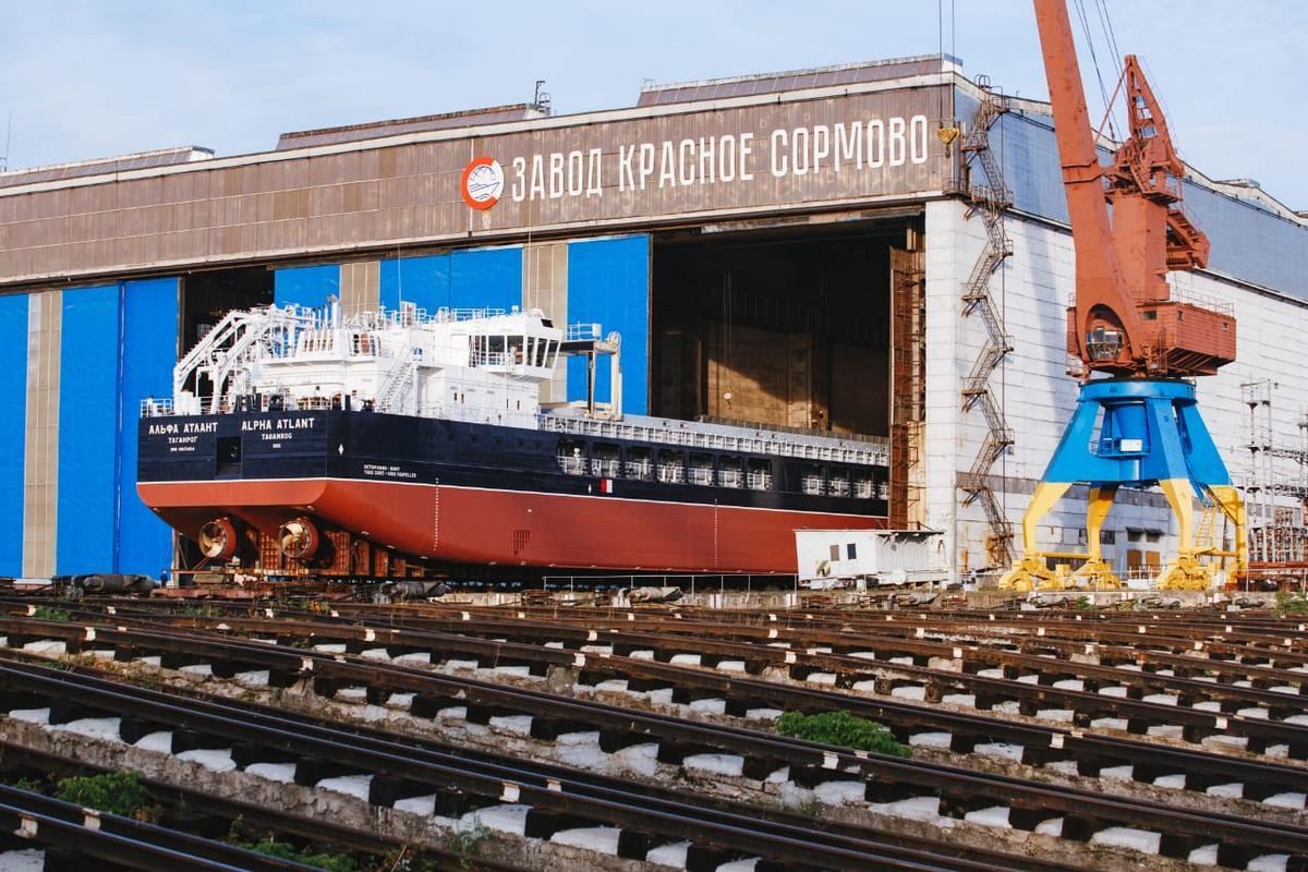 Цех завода «Красное Сормово» на два дня станет кинотеатром