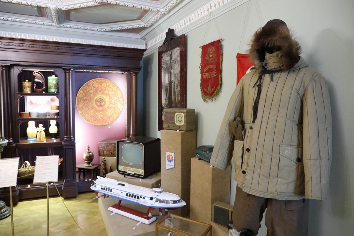 ВУсадьбе Рукавишниковых открылась новая выставка к125-летию первого нижегородского музея