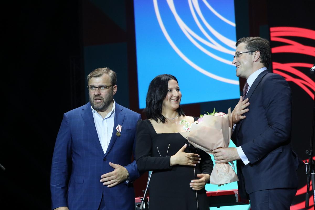 Юбилейные форматы: пятый «Горький fest» посвятили 800-летию Нижнего Новгорода