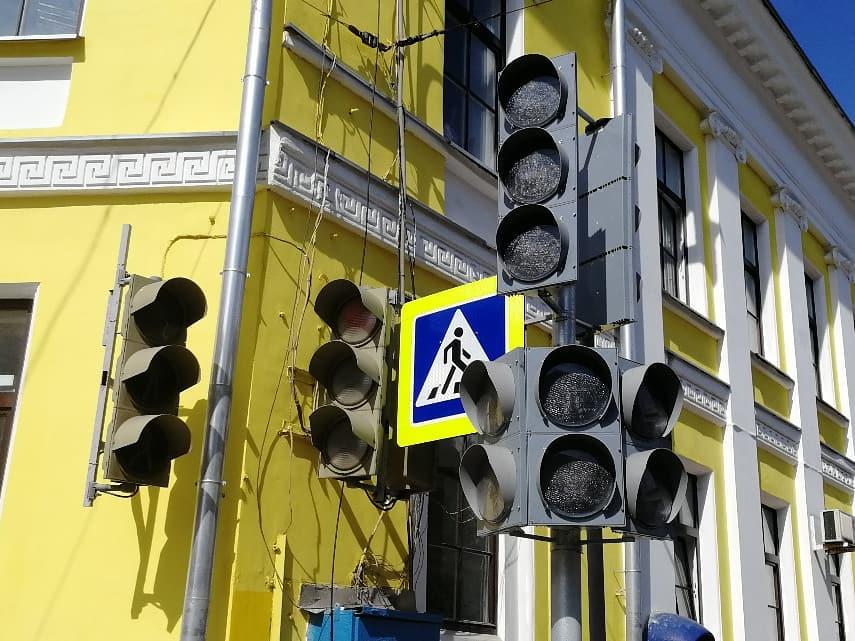 Три диагональных пешеходных перехода появятся в Нижнем Новгороде