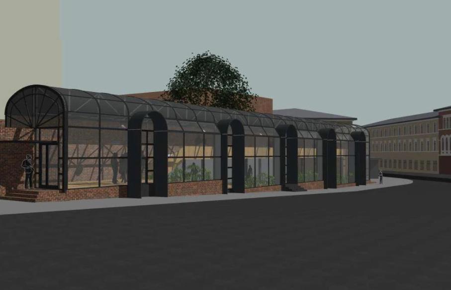 Магазин-библиотека появится в Нижнем Новгороде: как будет выглядеть новый «Алексеевский ряд»