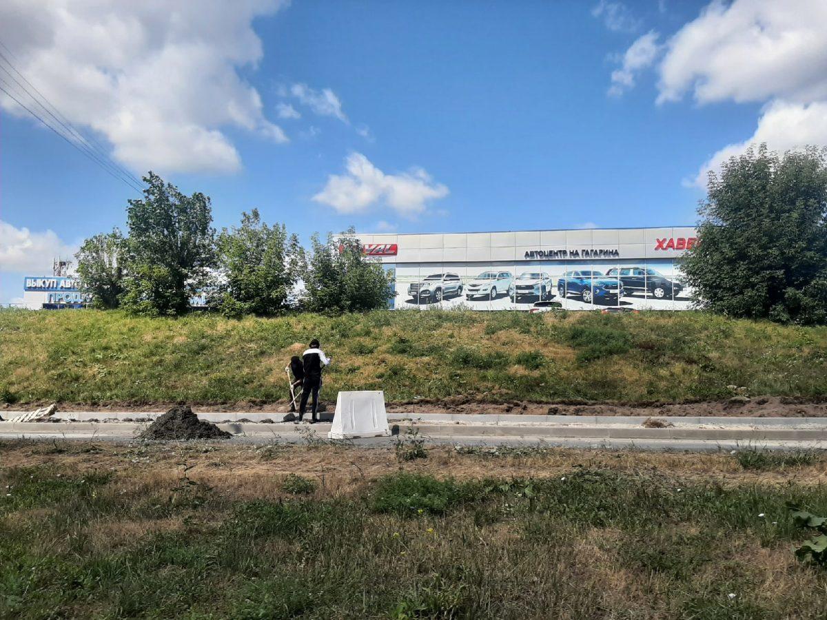 Развязку на проспекте Гагарина и улице Ларина в Нижнем Новгороде отремонтируют ко Дню города