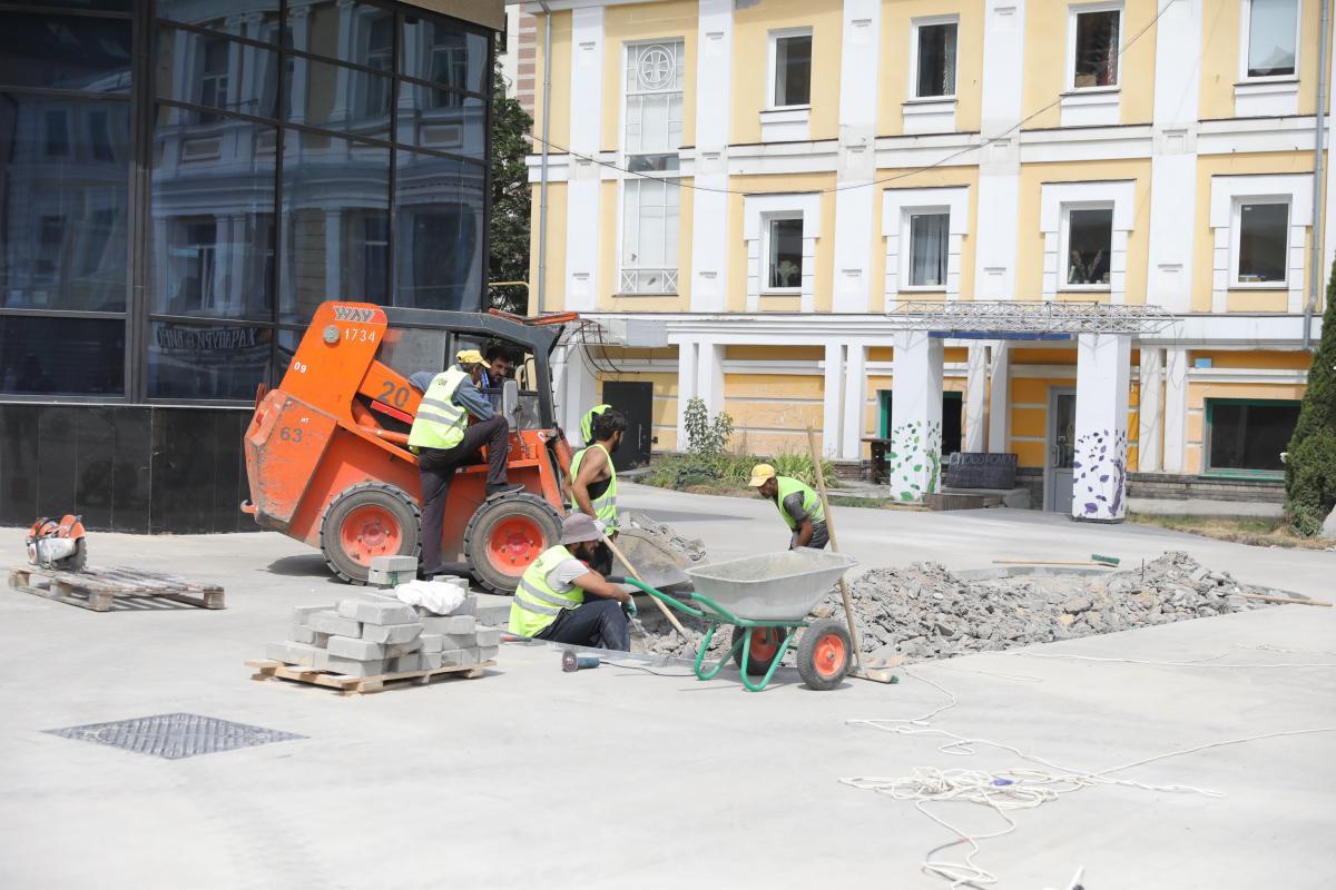 Скейт-зона и летний кинотеатр появятся на Большой Покровской в Нижнем Новгороде