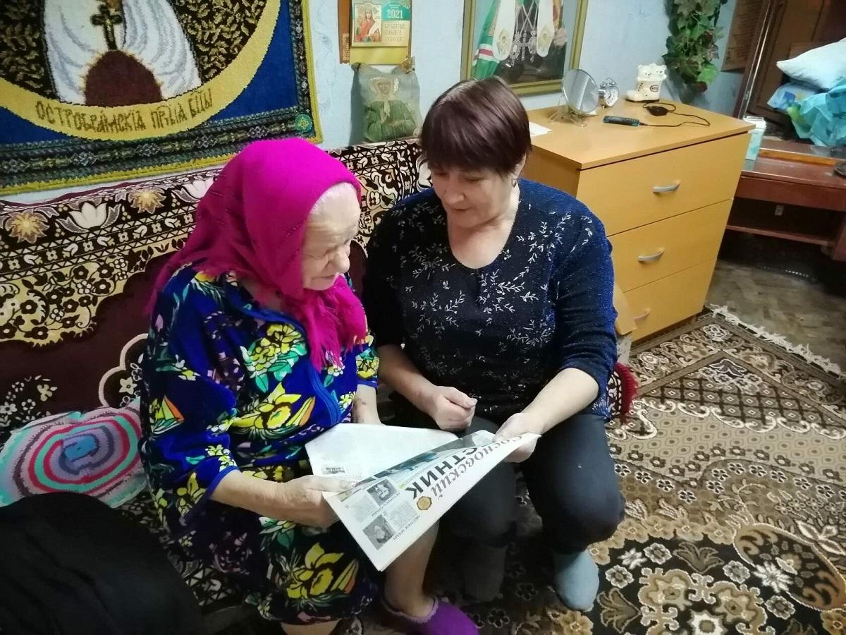 «Серебряная почта» села Давыдково: ветераны Сосновского района реализуют волонтерские проекты