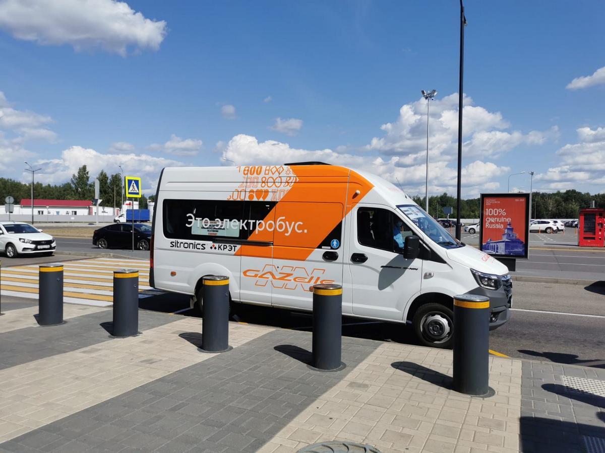 Бесплатный проезд на электробусе в Нижнем Новгороде сохранится до 27 августа