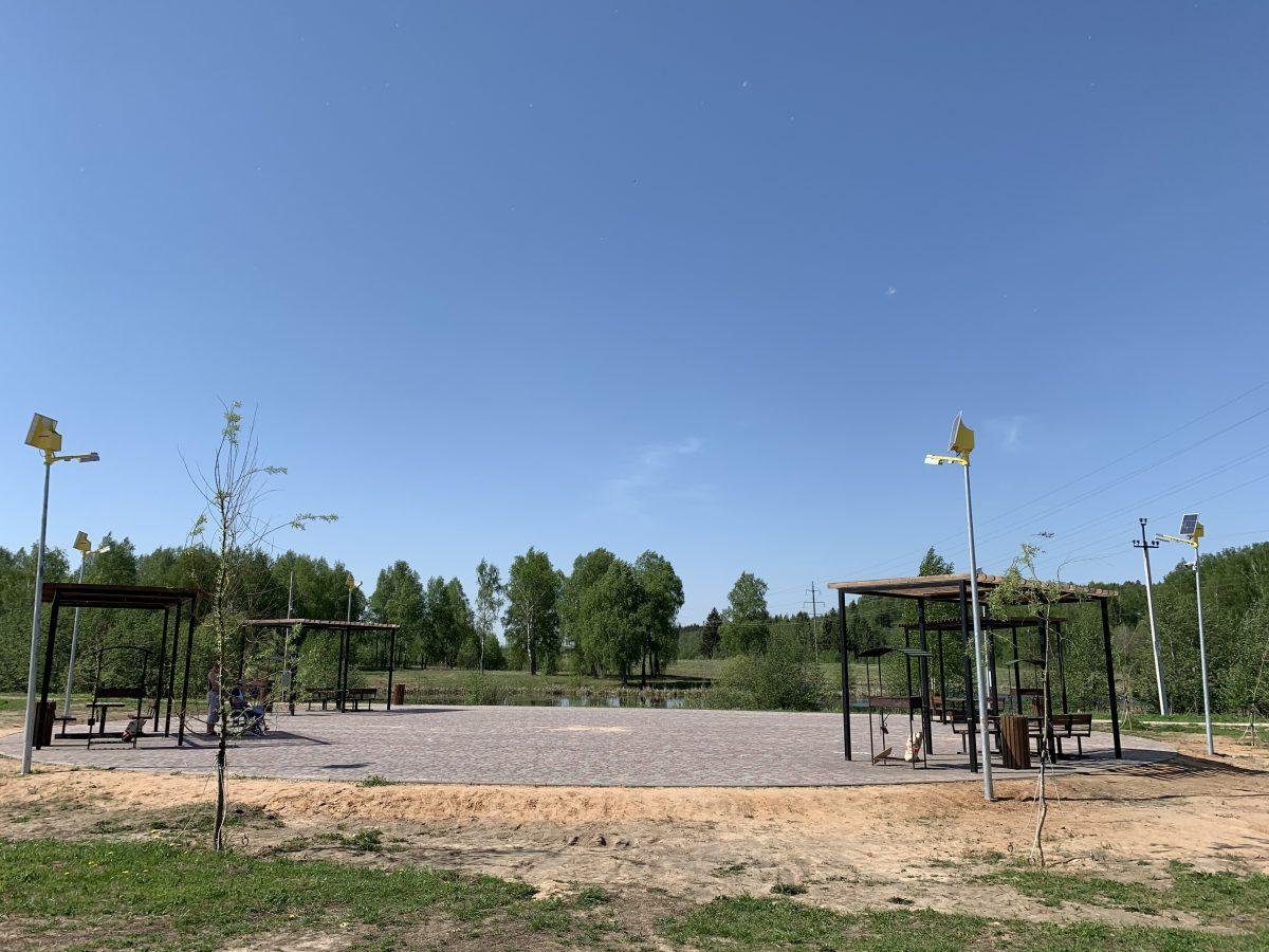 Жители выбрали название для нового общественного пространства вШахунье