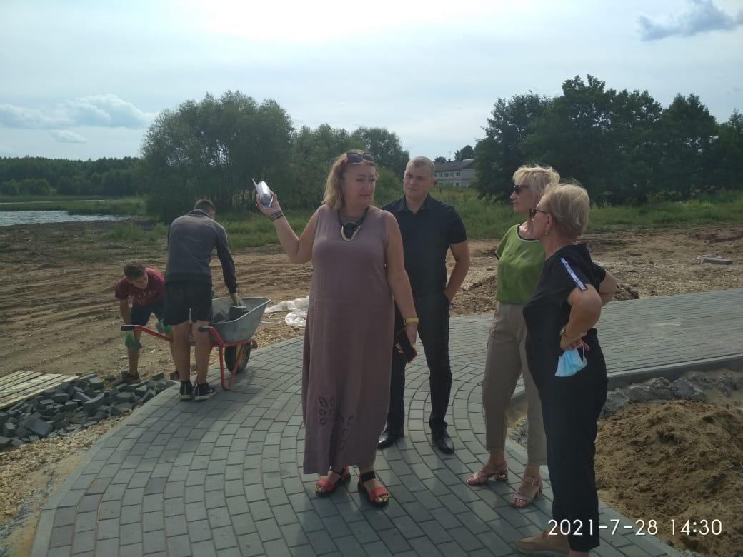 ВКулебаках вэтом году благоустроят Устимский пруд понацпроекту «Жилье игородская среда»