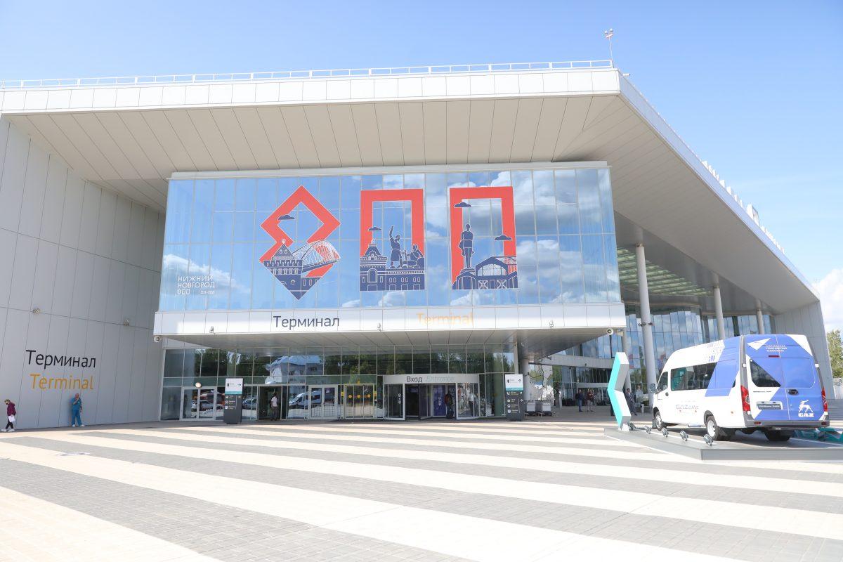 Человек-аэропорт. Теперь встречать и провожать пассажиров в Нижнем Новгороде будет Валерий Чкалов