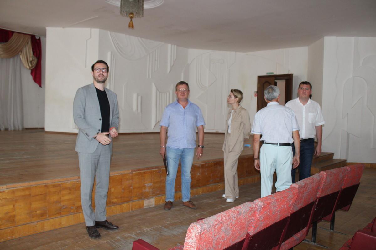 Более 120 млн рублей направят нареконструкцию Арзамасского музыкального колледжа