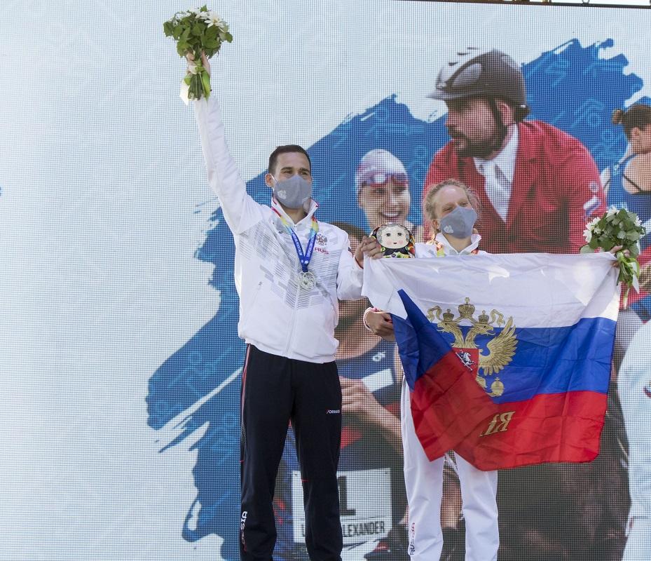 пятиборье Нижний Новгород спорт