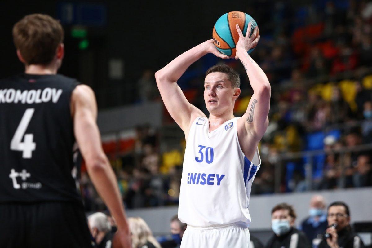 Михаил Кулагин стал баскетболистом «Нижнего Новгорода»