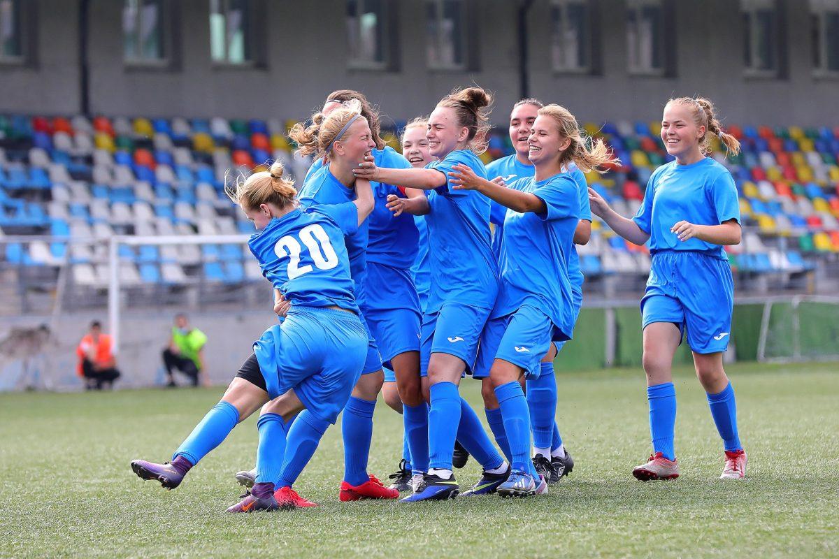 Нижегородская команда «Ника» вышла в первую лигу женского первенства России по футболу