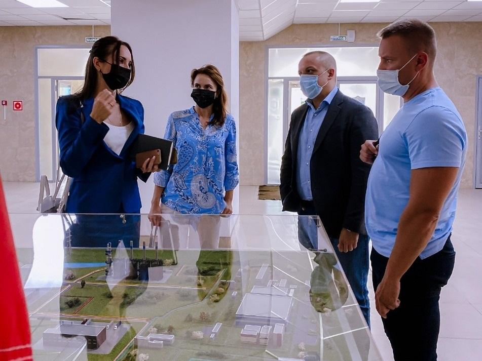 Нижегородская область поделилась сколлегами изИвановской области опытом создания ОЭЗ