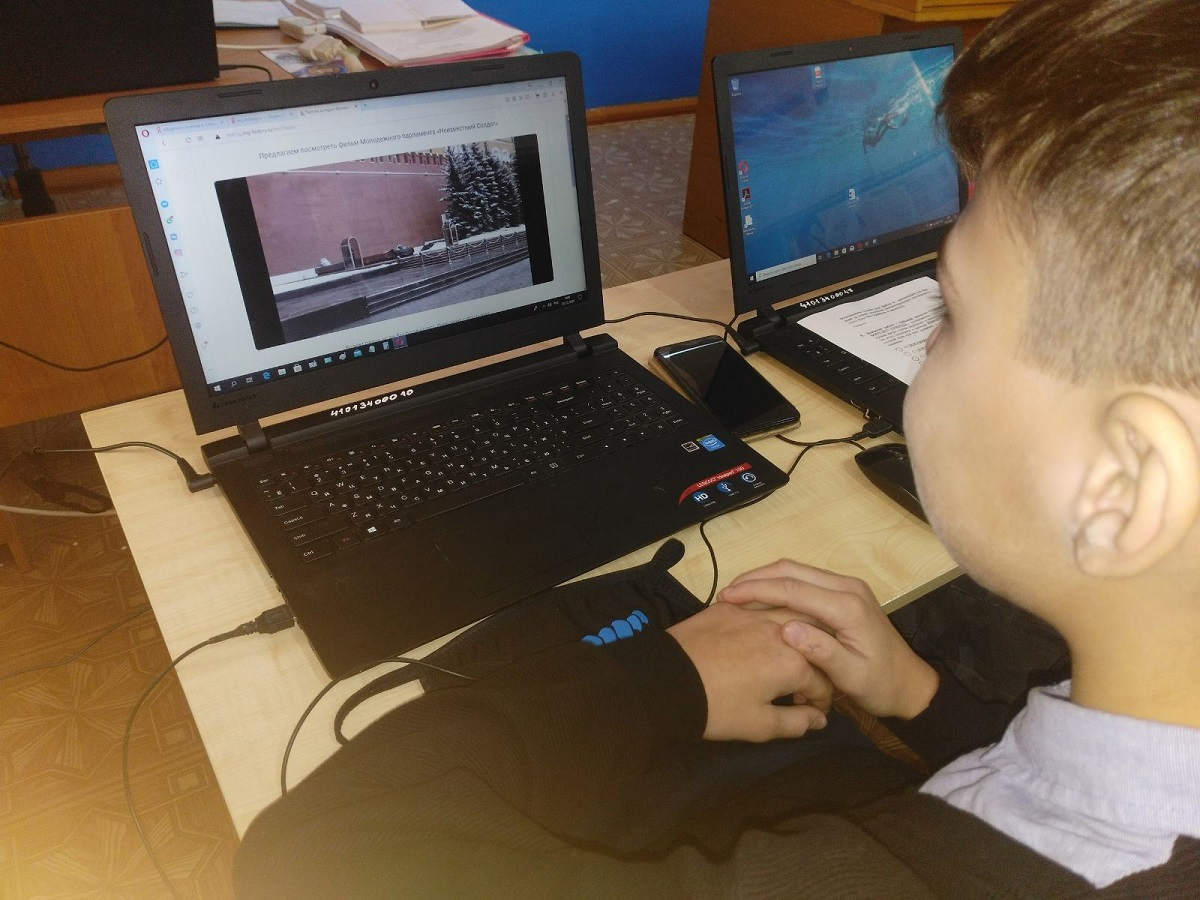 Платформа для Черновской школы: сельские ученики успешно осваивают цифровые технологии