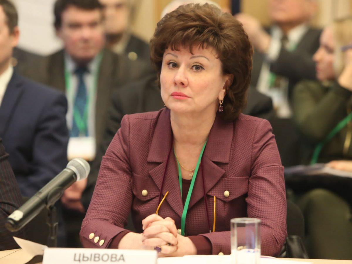 Валентина Цывова: «Прямая линия с губернатором – это возможность получать информацию из первых уст»