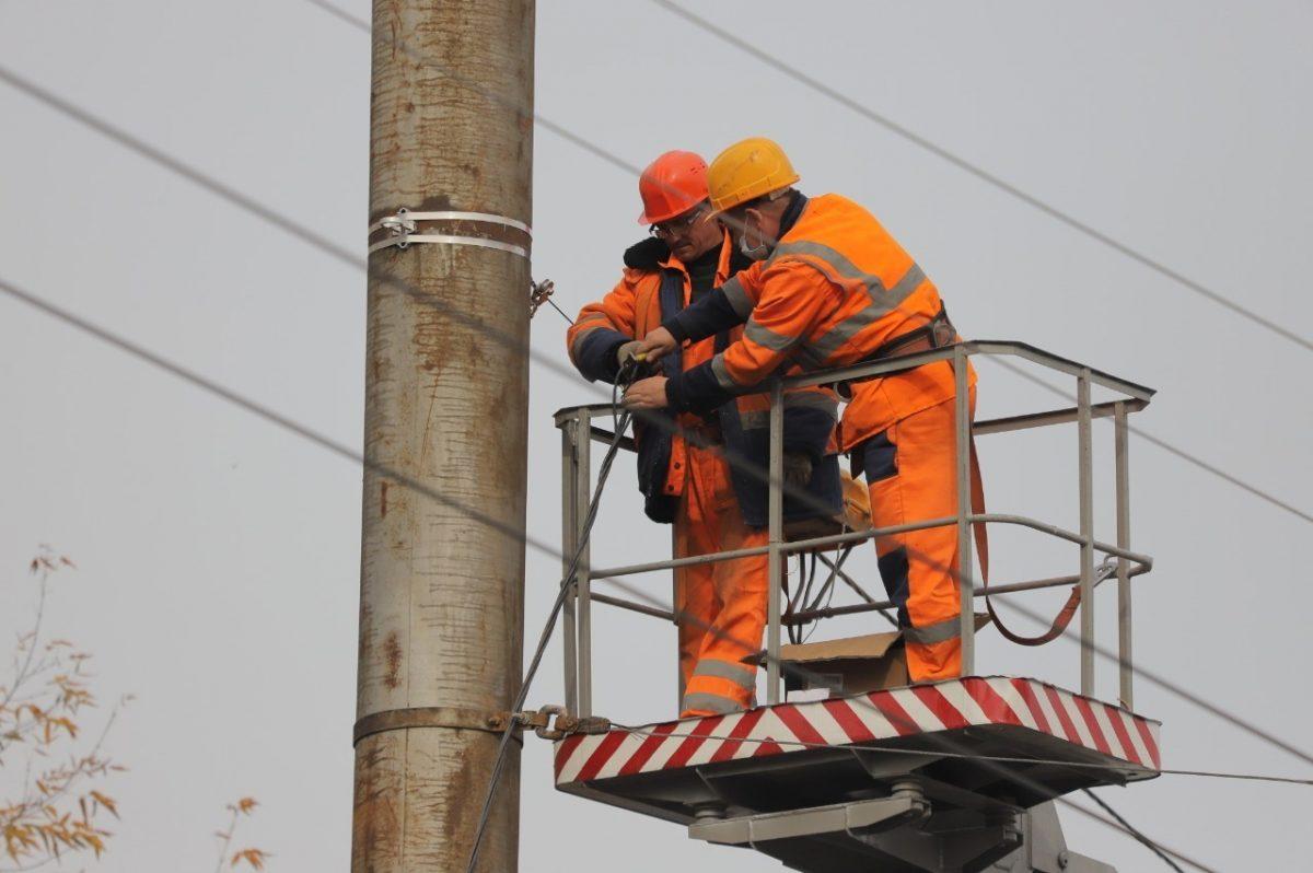 На дорогах Дзержинска установят дополнительные фонари