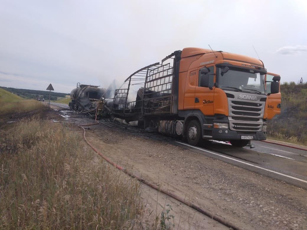 Дорога в огне: регион накрыла волна страшных ДТП