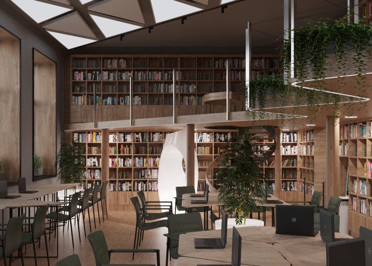 Уникальная библиотека заработает в Мининском университете
