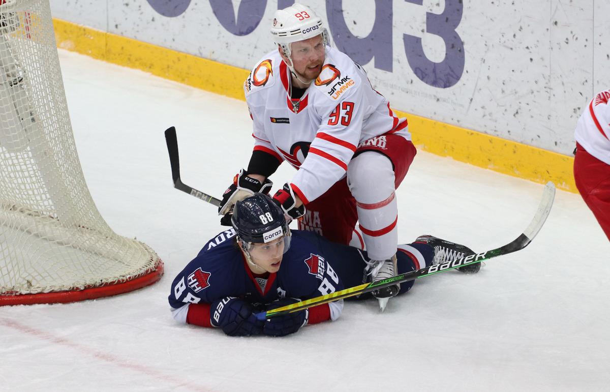 Решение Дамира Жафярова: НХЛ проявляет интерес к игроку «Торпедо»