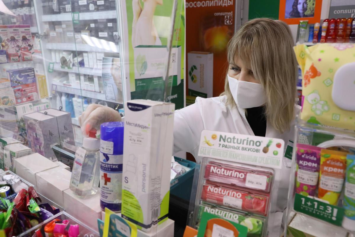 Перечень лекарств от коронавируса может появиться на аптечных кассах