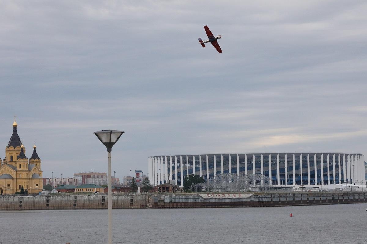 Авиационные гонки «Формула-1» впервые пройдут в Нижнем Новгороде
