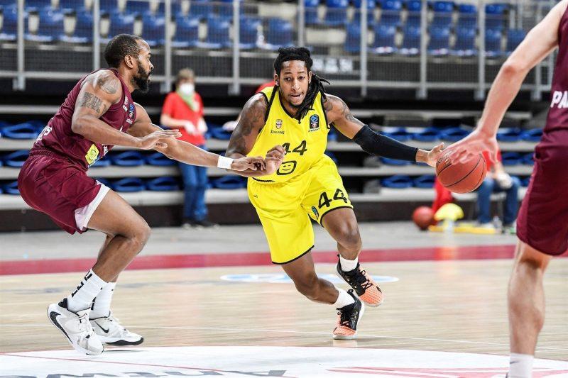 Кеннет Джером Смит стал первым новобранцем баскетбольного клуба «Нижний Новгород»