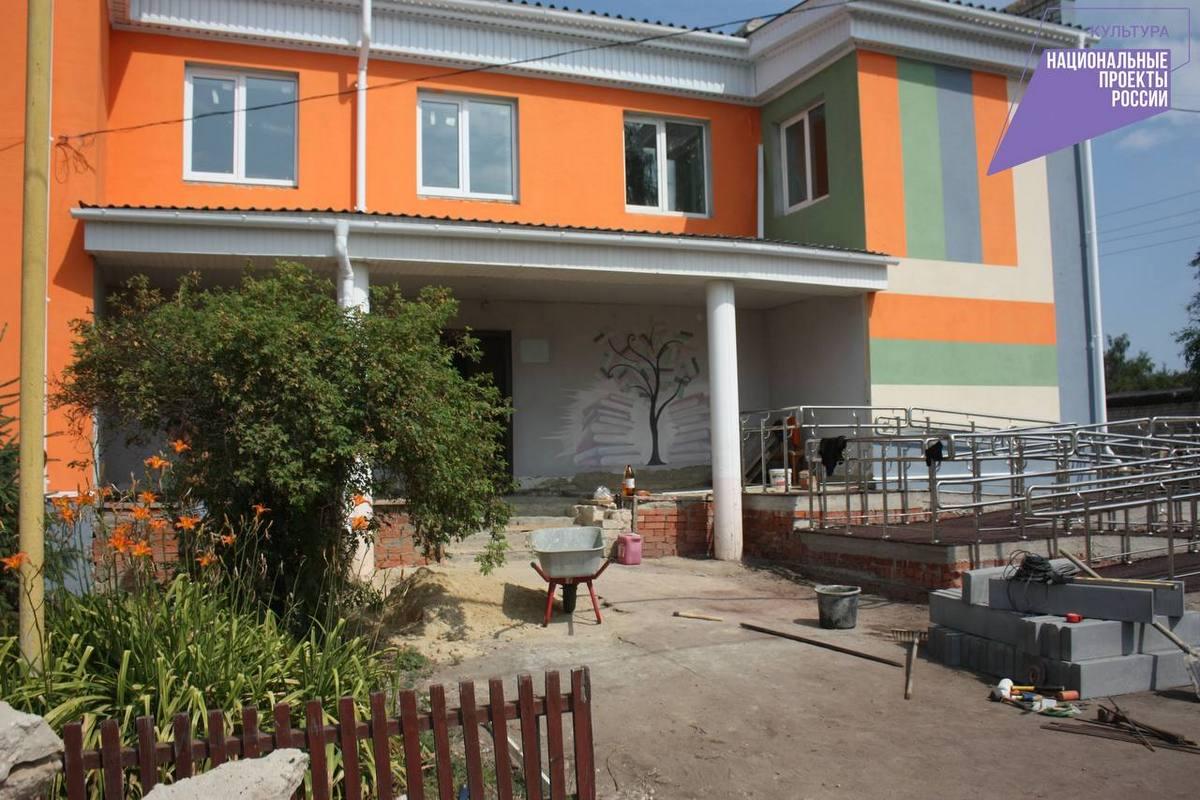 Модельная библиотека появится вэтом году впосёлке Выездное Арзамасского района