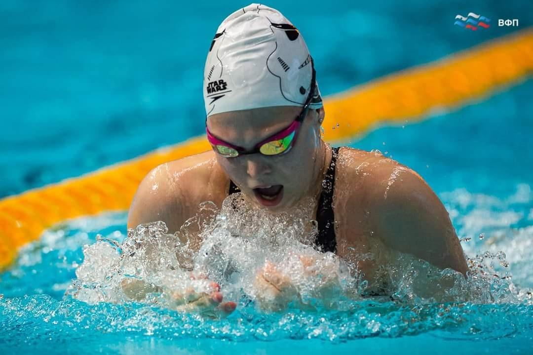 Нижегородская пловчиха Елена Богомолова выиграла первенство Европы в эстафете