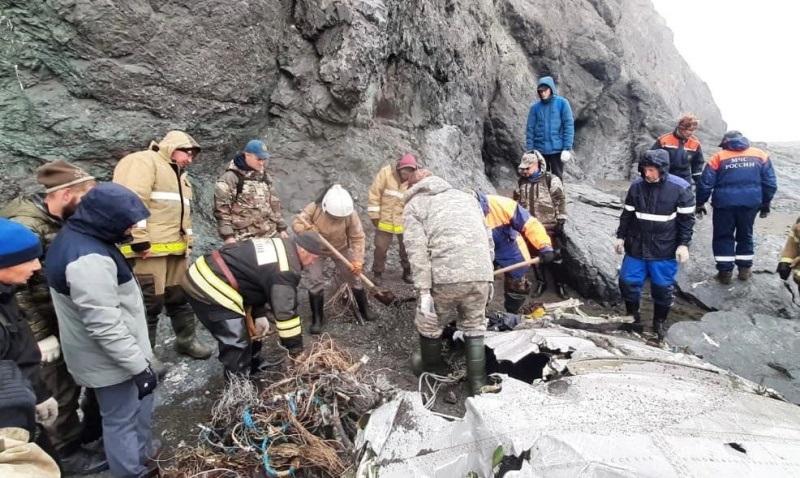 На Камчатке разбился пассажирский самолёт