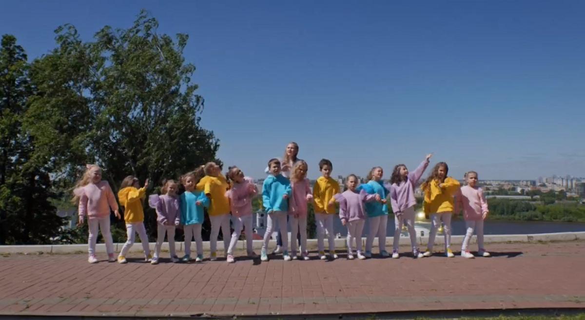 Дети записали песню, посвященную Нижнему Новгороду