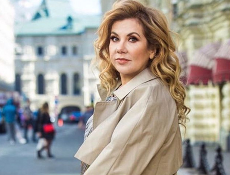 Марина Федункив тайно вышла замуж
