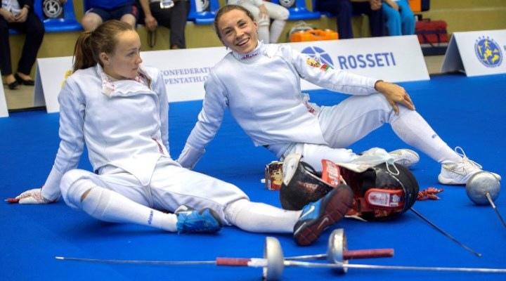 В Нижнем Новгороде разыгран первый комплект наград чемпионата Европы по современному пятиборью
