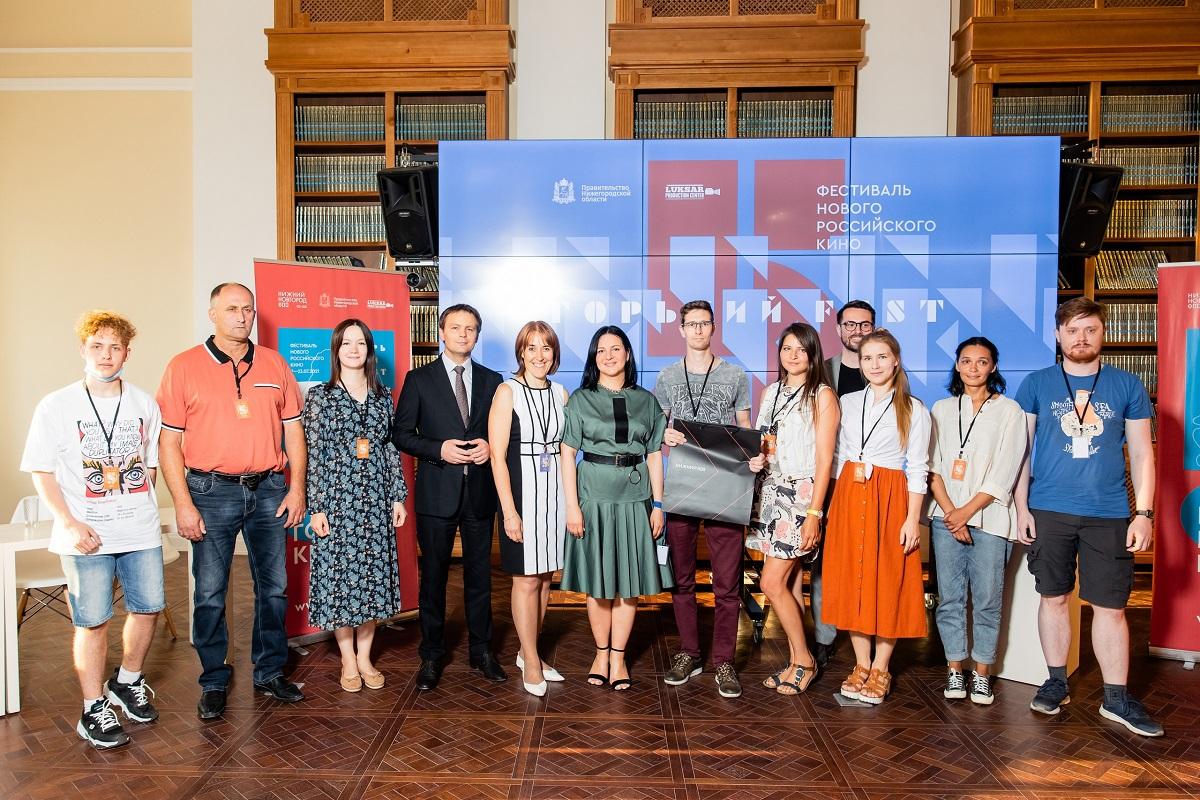 Киношкола «Горький Film» проходит в Мининском университете