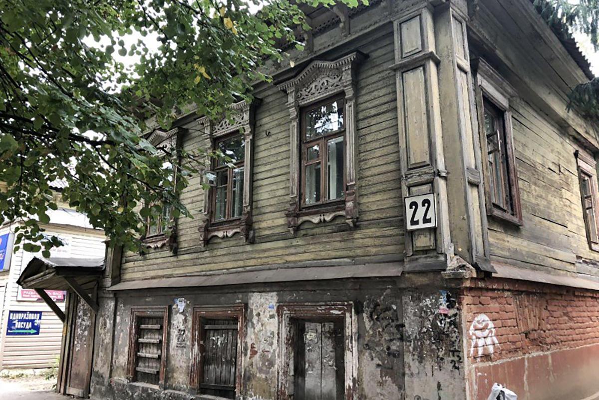 Депутаты одобрили предложения о передаче исторических зданий в центре Нижнего Новгорода в областную собственность