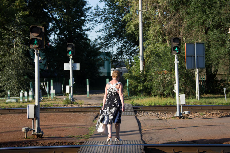 Горьковская железная дорога продолжает работу по предупреждению травмирования граждан на объектах железнодорожной инфраструктуры