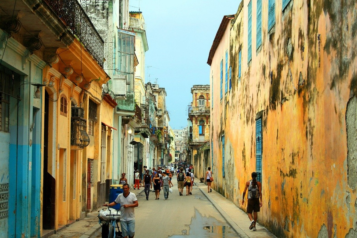 Кубу охватили массовые акции протеста: возможно, на Острове Свободы началась перестройка