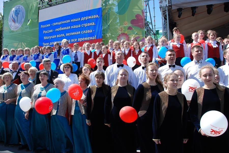 Нижегородцев приглашают принять участие в творческом проекте «Хор 800 голосов»