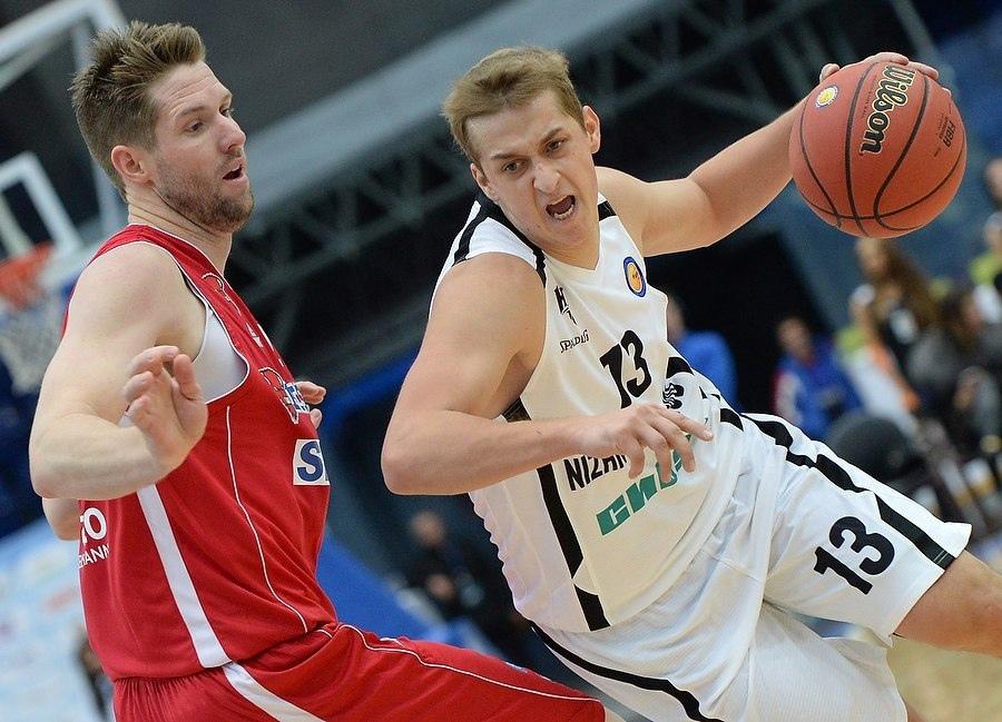 Дмитрий Хвостов вернулся в БК «Нижний Новгород» пять лет спустя