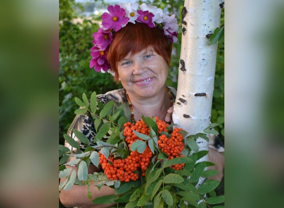 С пионерским задором и доброй улыбкой: пенсионерка из села Ильинское всегда готова помочь землякам