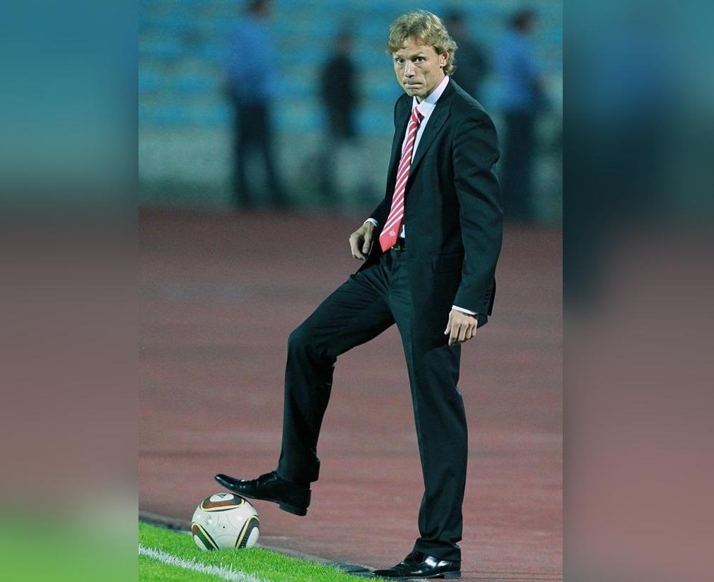 Валерий Карпин назначен тренером сборной России по футболу