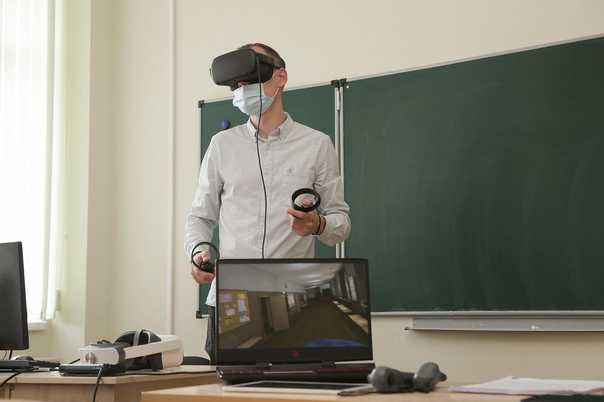 Иммерсивное образование с использованием VR-технологий внедрят в школах Нижнего Новгорода