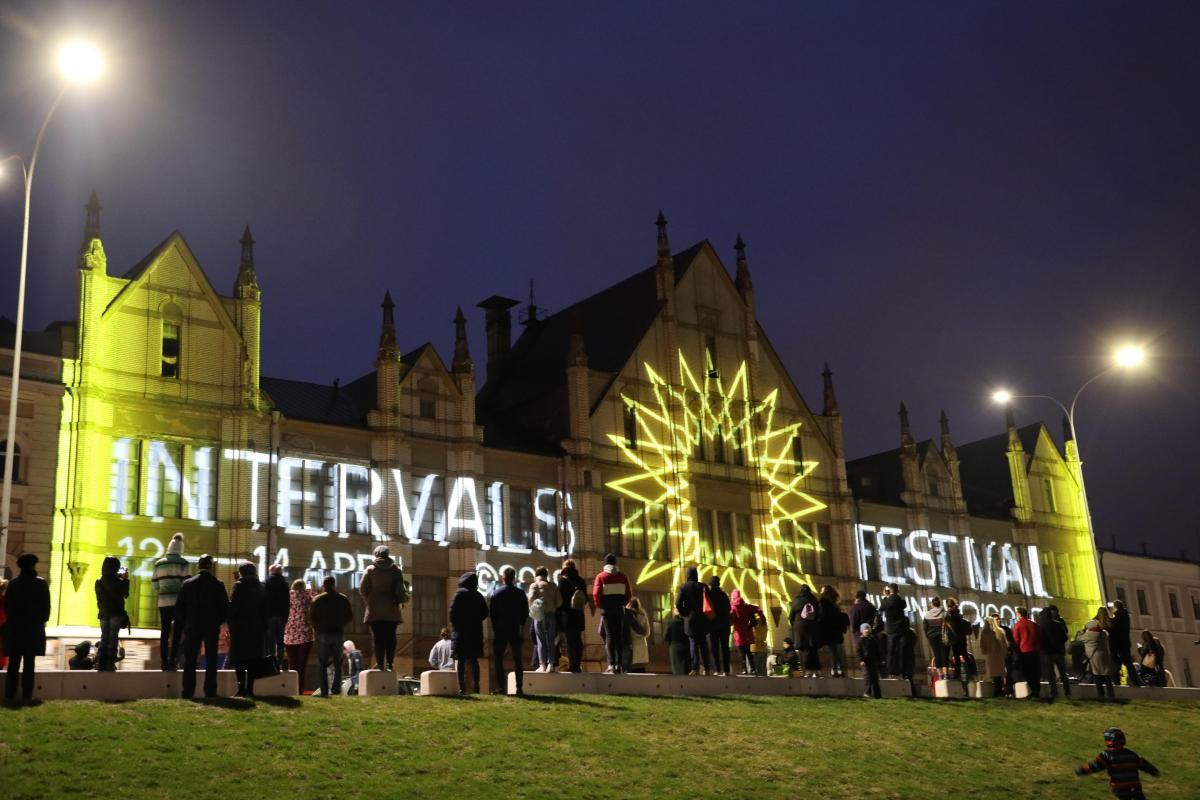Стала известна программа фестиваля медиаискусства INTERVALS 2021