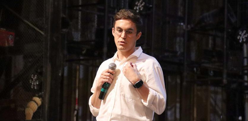 Ивана Комарова назначили главным режиссером нижегородского театра «Комедiя»