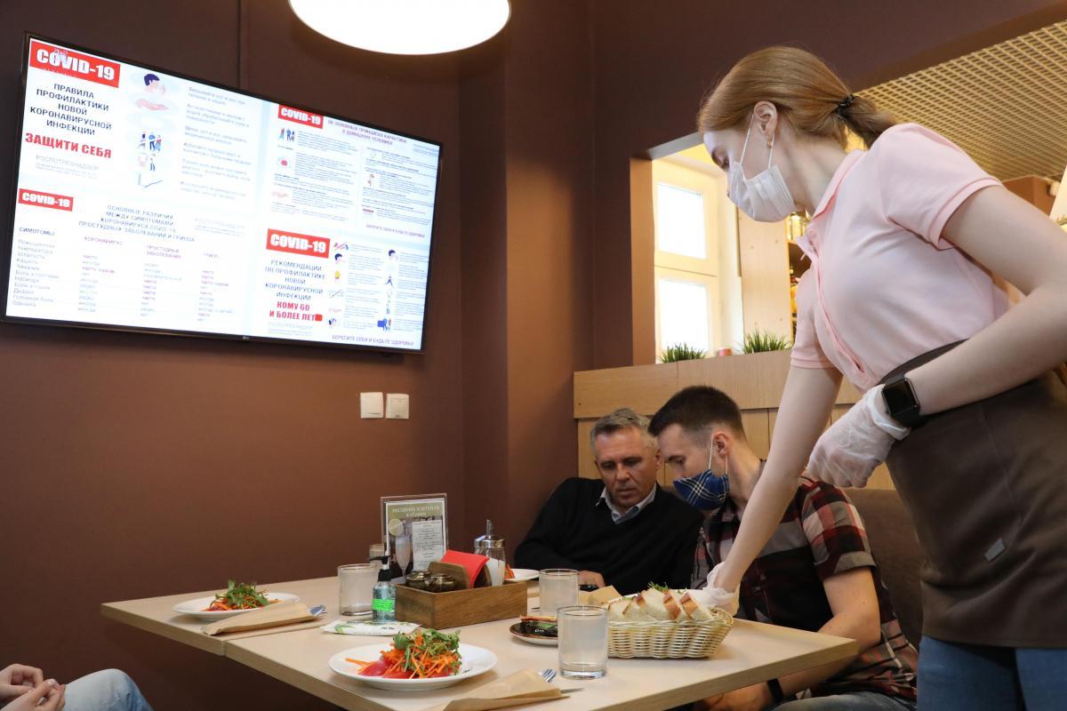 Роспотребнадзор прокомментировал причины изменения работы нижегородских кафе и ресторанов после полуночи