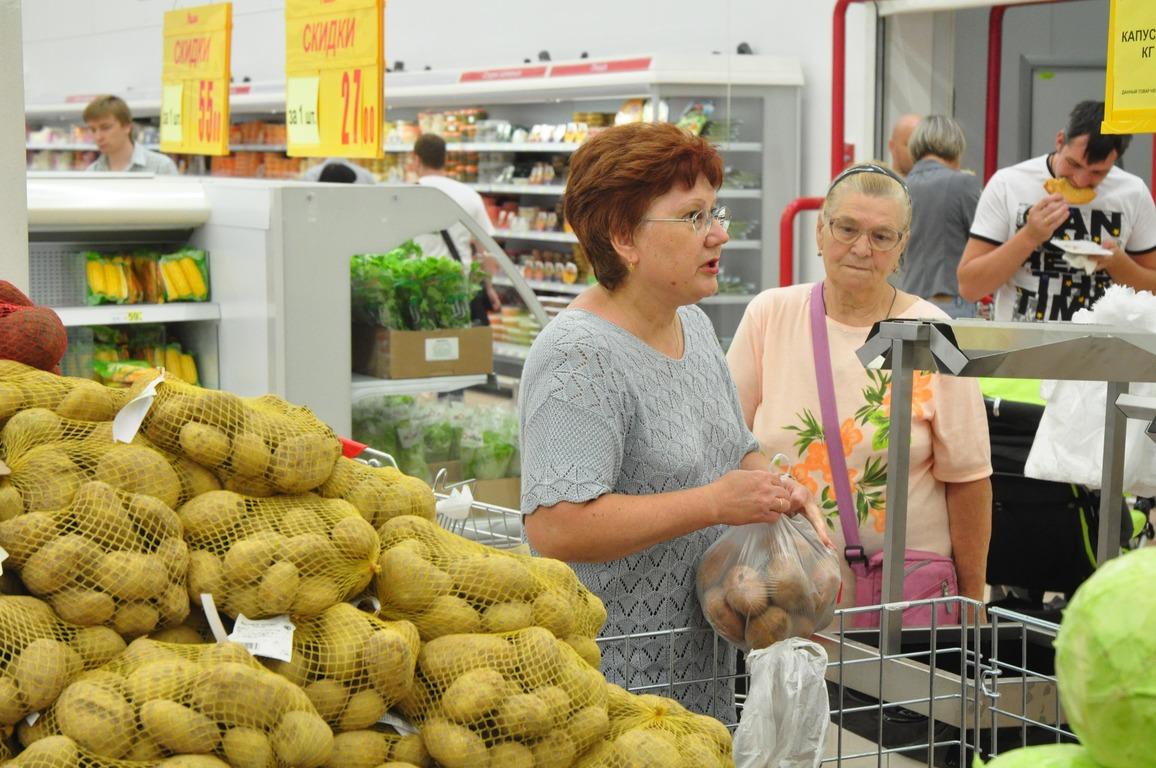 Картофель, сливочное масло игречка подешевели вНижегородской области