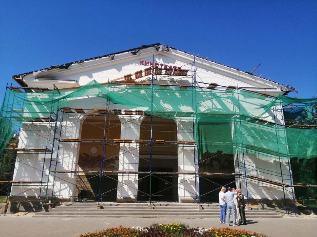 Кинотеатр «Буревестник» в Сормово отремонтируют к юбилею Нижнего Новгорода