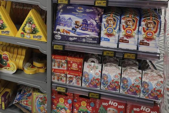 Нижегородский студент украл 14 коробок конфет
