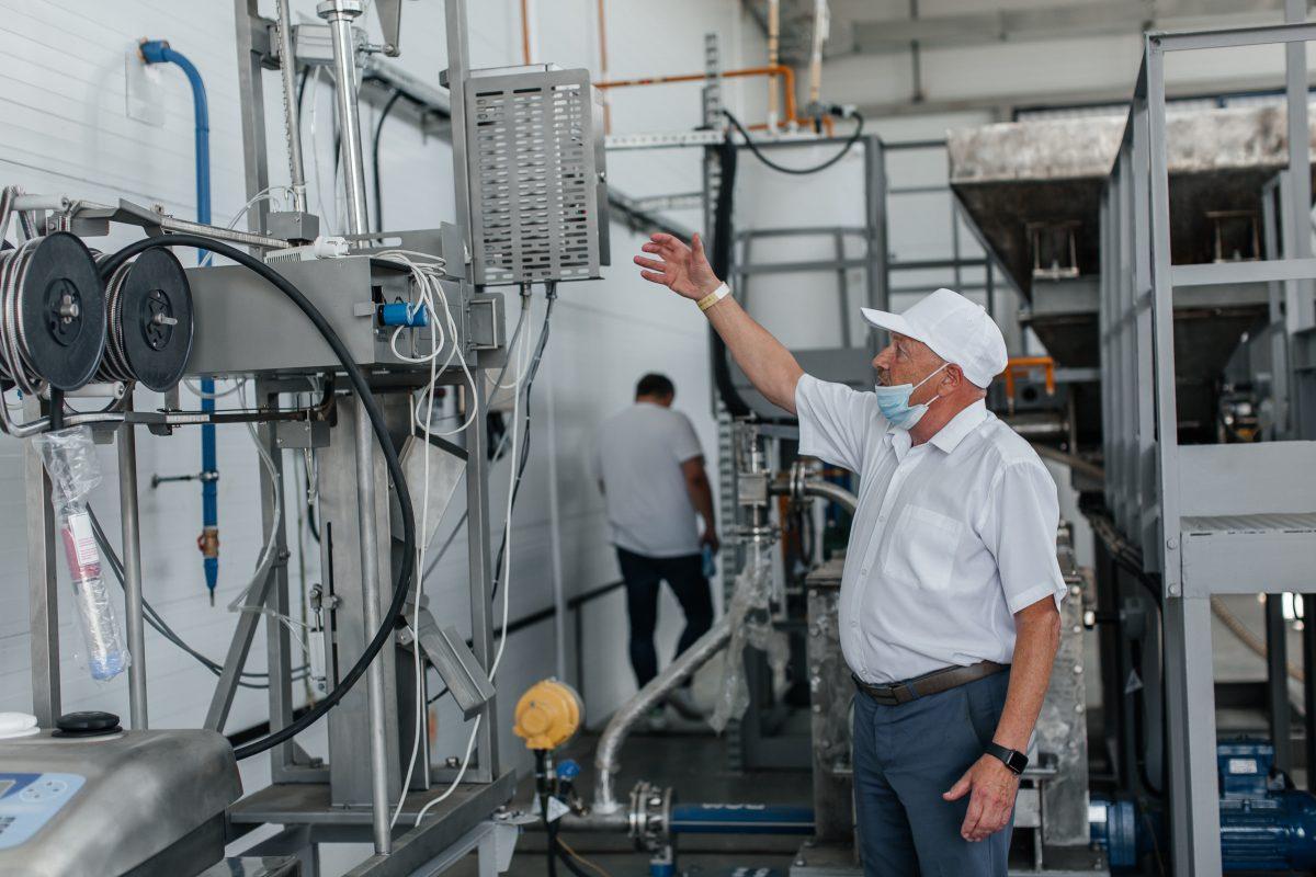 Дзержинское предприятие открывает филиал по производству взрывчатых веществ на юге страны