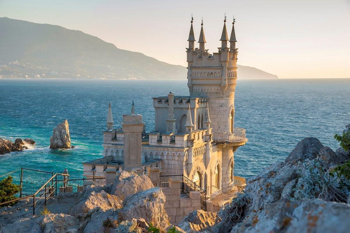 Названы лучшие достопримечательности Крыма в 2021 году
