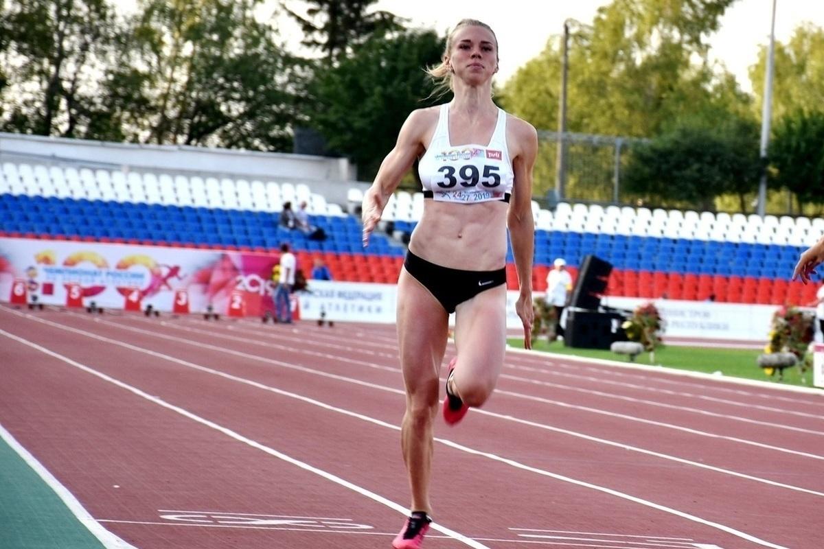 Два «золота» и два «серебра» завоевали нижегородские спортсмены на чемпионате России по легкой атлетике